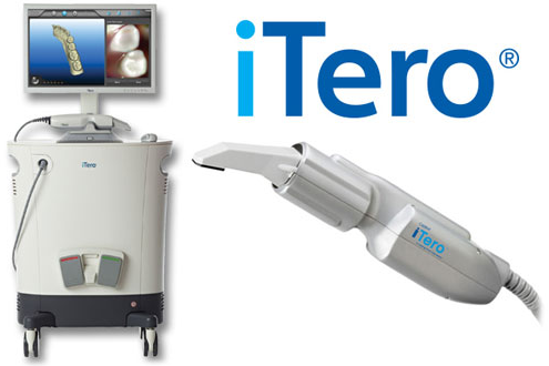 iTero Intraoral Scanning London